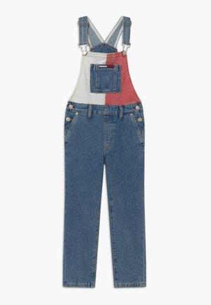DUNGAREE - Tuinbroek - denim