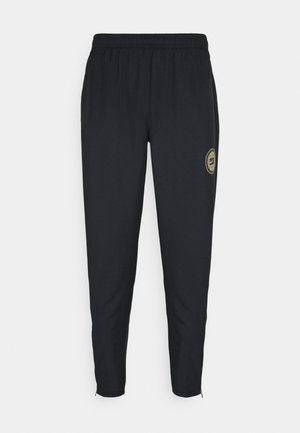 ESSENTIAL PANT - Pantalones deportivos - black/particle grey