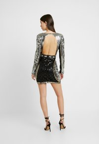 Nly by Nelly - EMBELLISHED MINI DRESS - Cocktailkjole - multi - 2