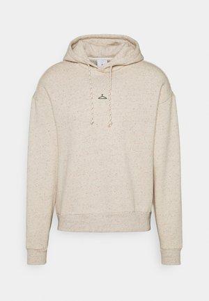HANGER TERRAZZO HOODIE - Sweatshirt - beige mix