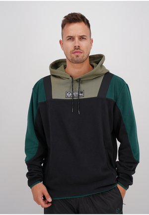 BLISS  - Fleece jumper - blk/botnic