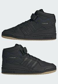 adidas Originals - High-top trainers - black - 5