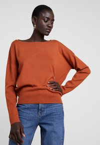 ONLY Tall - ONLMIMI - Jumper - picante - 0