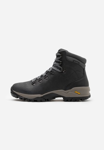 ASTHERIAN TREKKING SHOE WP - Hiking shoes - antracite