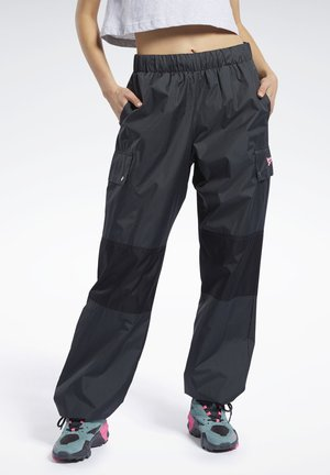 CLASSICS TRAIL TRACK PANTS - Trainingsbroek - grey