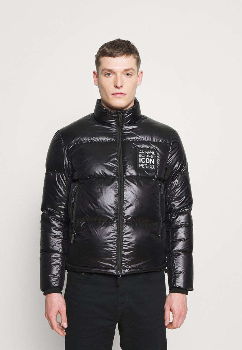 Armani Exchange - Down jacket - black