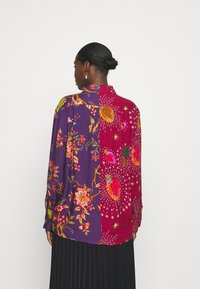 Farm Rio - COSMIC FLORAL SHIRT - Button-down blouse - multi - 2