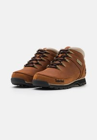 Timberland - EURO SPRINT HIKER - Schnürstiefelette - red brown - 1