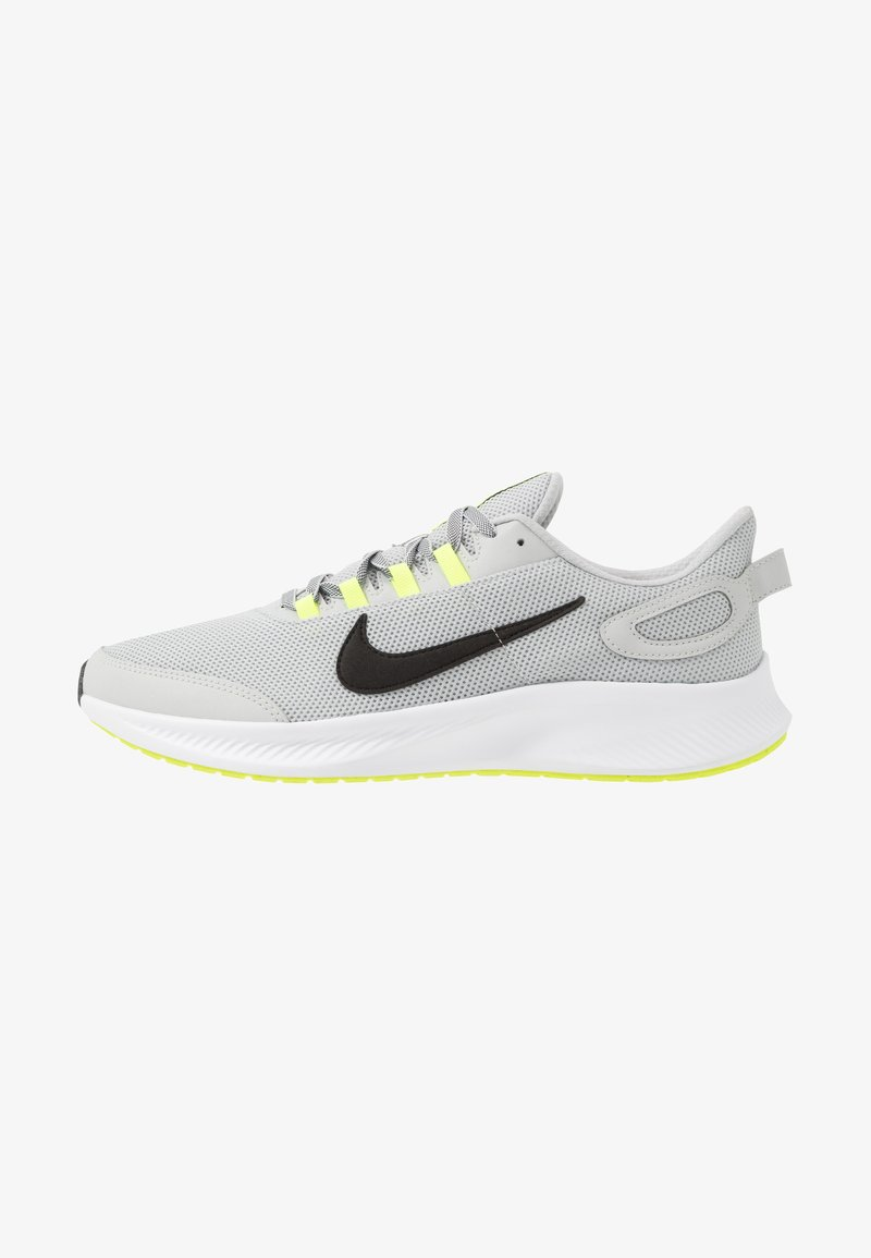 Nike Performance - RUNALLDAY 2 - Scarpe running neutre - grey fog/black/volt/white