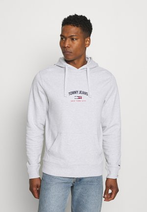 TIMELESS HOODIE UNISEX - Hoodie - silver grey heather
