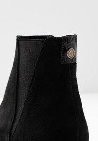 Sixtyseven - NIKI - Boots à talons - milda black/rabat black - 2