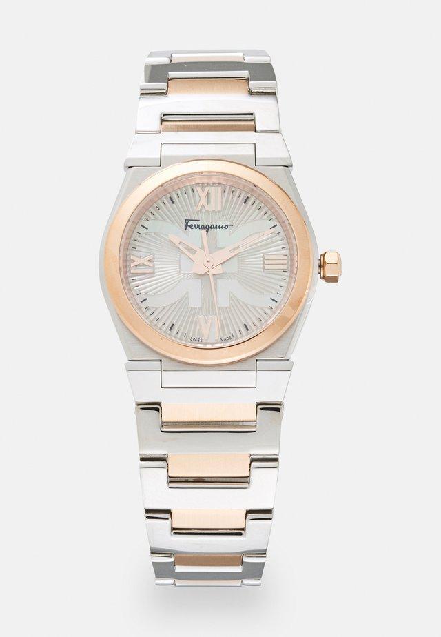 VEGA PAIR WATCH - Horloge - silver-coloured