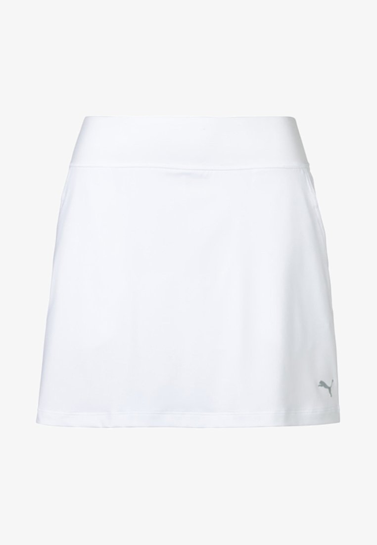 Puma Golf - PWRSHAPE - Sports skirt - white