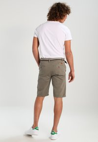 INDICODE JEANS - ROYCE - Shorts - greige - 2