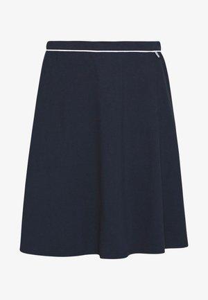 BERNADETTE - A-line skirt - navy