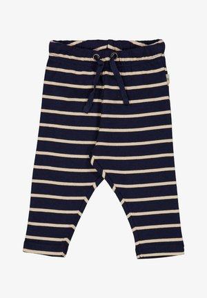 NICKLAS - Trousers - marina