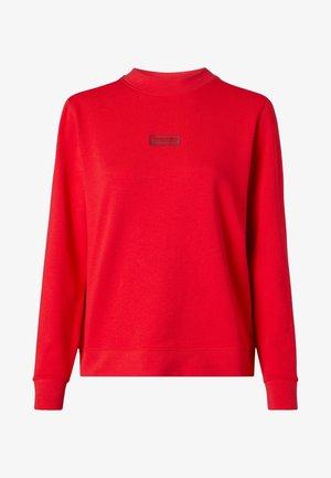 Sweatshirts - lollipop red