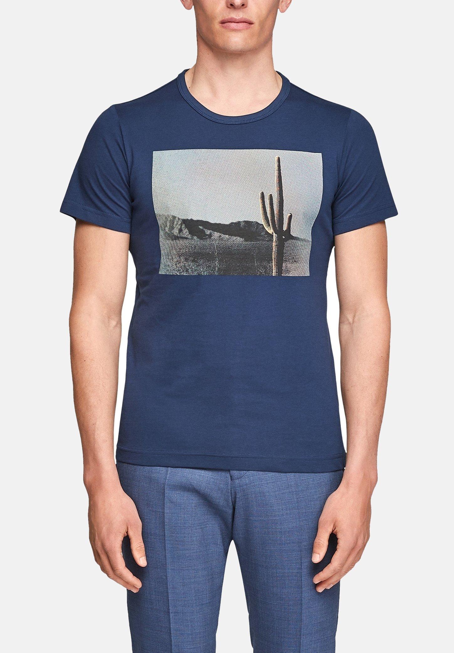 Herren MIT FOTOPRINT - T-Shirt print