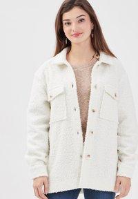 Cache Cache - Fleece jacket - ecru - 0