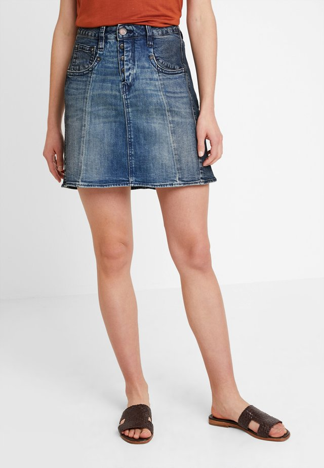 SHYRA SKIRT  - A-line skirt - dark fusion