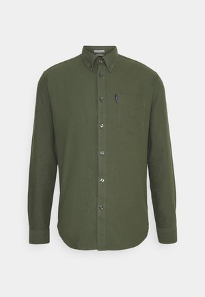 SIGNATURE OXFORD  - Overhemd - loden green