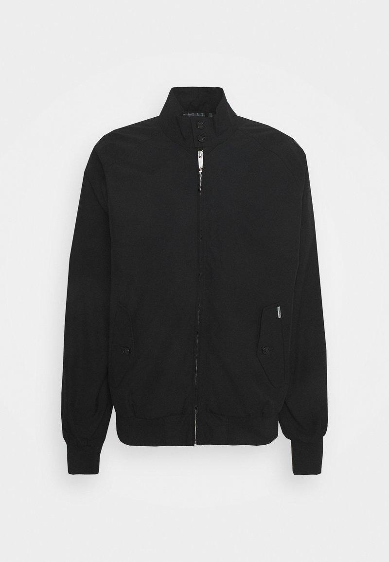 Carhartt WIP - MIDLAKE JACKET - Summer jacket - black