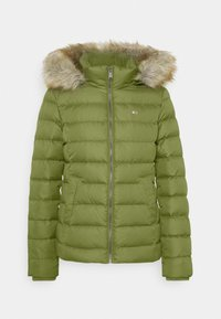 Tommy Jeans - BASIC - Dunjakke - olive tree - 5
