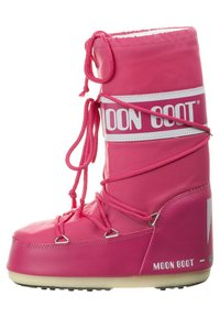 Moon Boot - NYLON - Winter boots - bouganville - 4