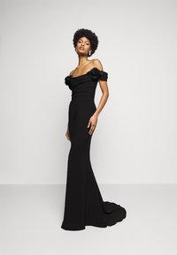 Marchesa - Společenské šaty - black - 0