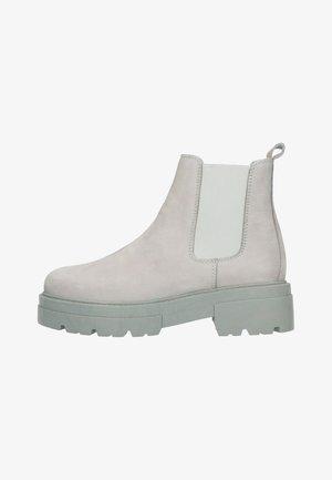 Boots à talons - grau