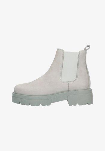 Ankle boots - grau