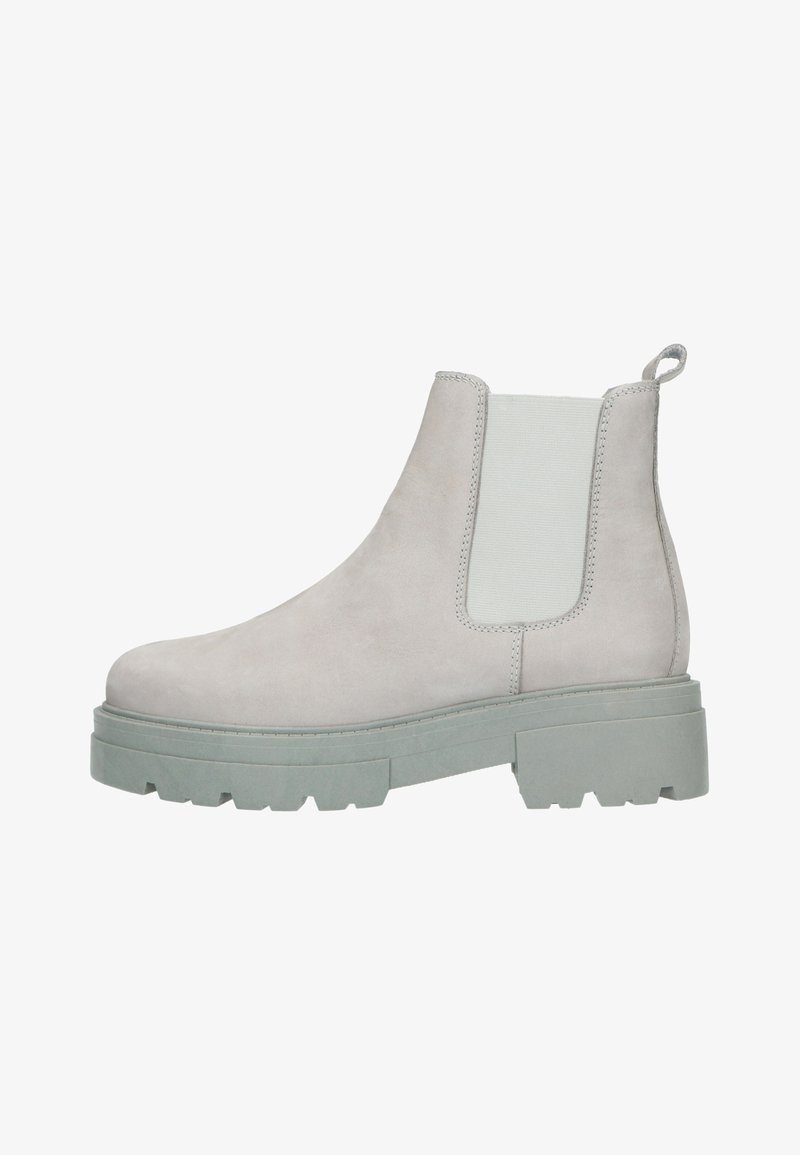 sacha - Boots à talons - grau