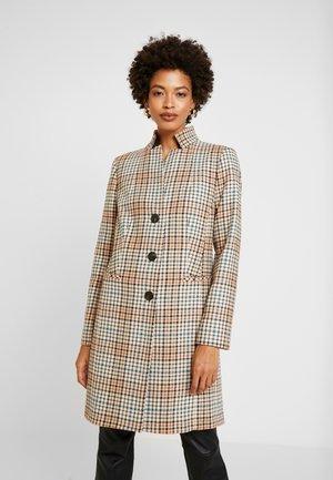 Zimní kabát - multicolored