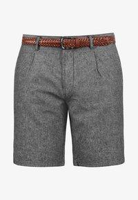 INDICODE JEANS - LEDIAN - Shorts - black - 2