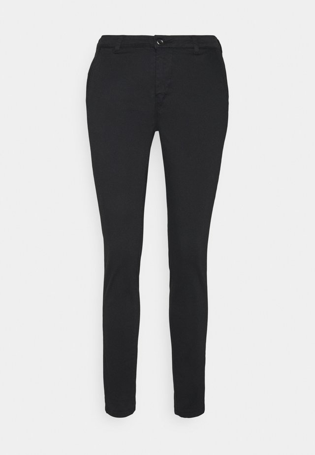 LIDY - Trousers - black