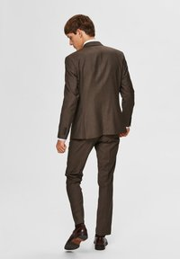 Selected Homme - Suit jacket - camel - 2