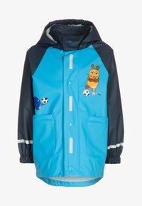 Playshoes - DIE MAUS - Waterproof jacket - dark blue - 0