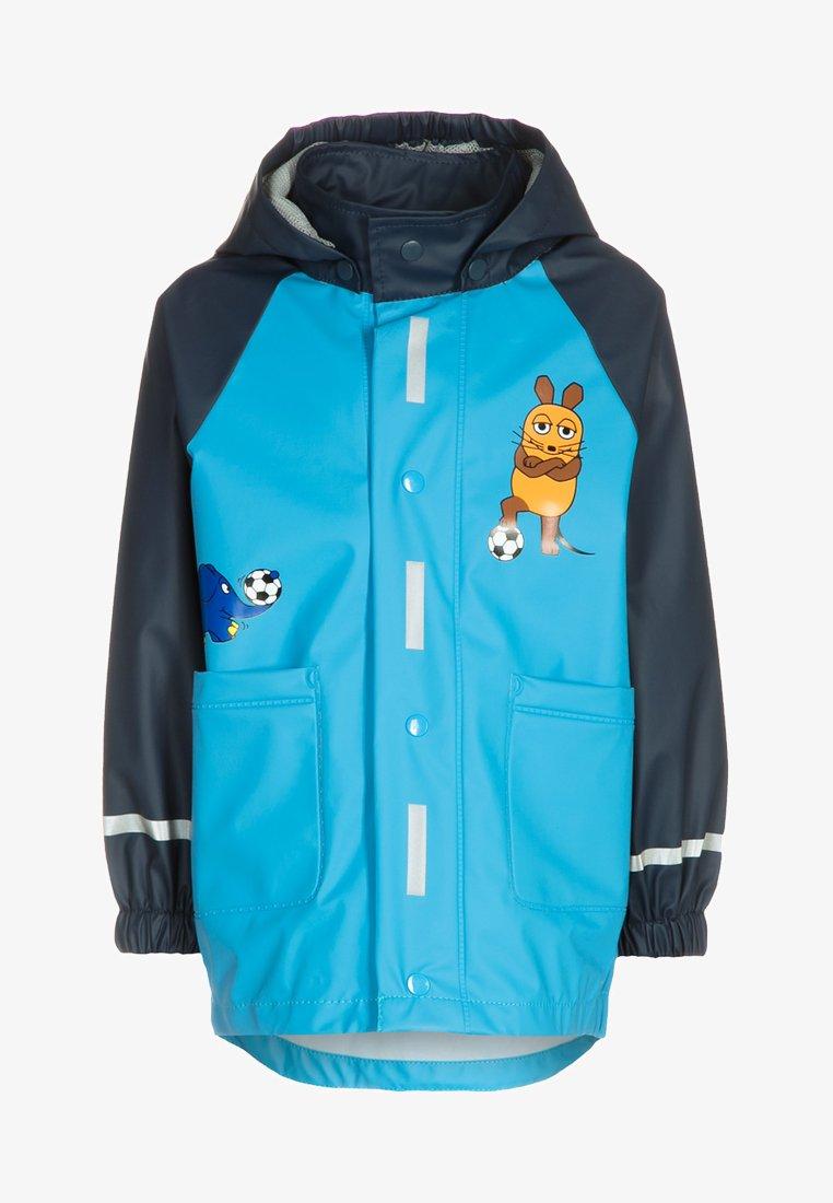 Playshoes - DIE MAUS - Waterproof jacket - dark blue