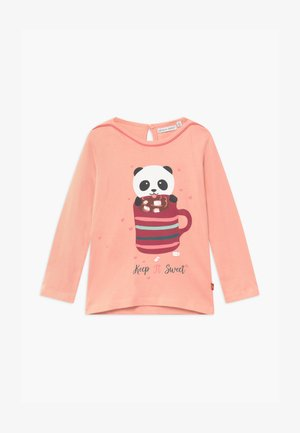 SMALL GIRLS - Long sleeved top - coral cloud