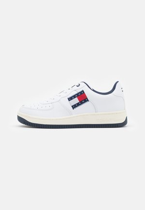 BASKET CUPSOLE LOGO - Trainers - white