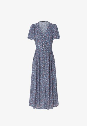 FLORAL  - Day dress - blue