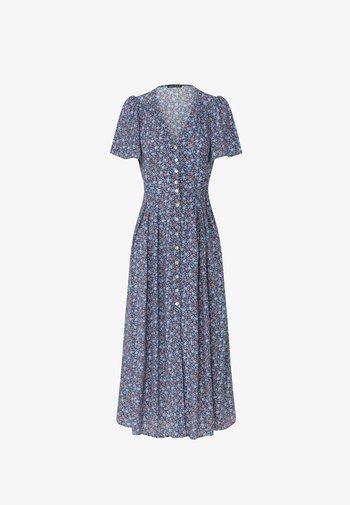 FLORAL  - Day dress - blue
