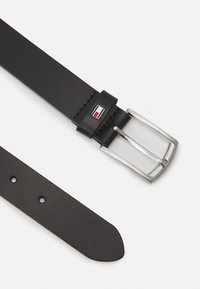 Tommy Hilfiger - KIDS BELT UNISEX - Pásek - black - 1