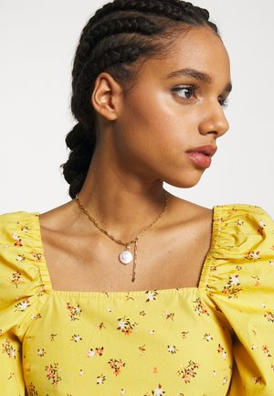 ALESSANDRIA NECKLACE - Halskette - gold-coloured
