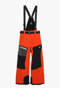 8848 Altitude - DEFENDER PANT - Täckbyxor - red clay - 0