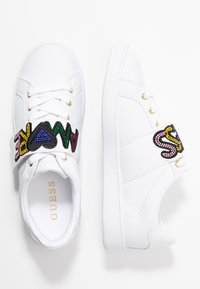 Guess - CHEX - Sneakers - white - 3