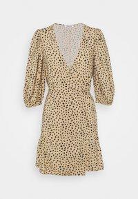 GEMMA DRESS - Day dress - beige