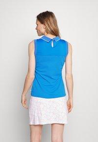 Calvin Klein Golf - CASPIAN SLEEVELESS - Top - yale blue - 2