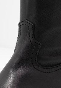 Apple of Eden - CELYN - Cowboy/Biker boots - black - 2