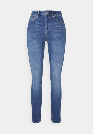 ALEXA ANKLE COPENHAGEN - Jeans Skinny Fit - denim blue